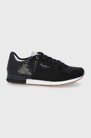 Pepe Jeans - Buty Archie Sequins