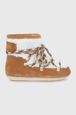 Moon Boot - Μπότες χιονιού Side Low Shearling