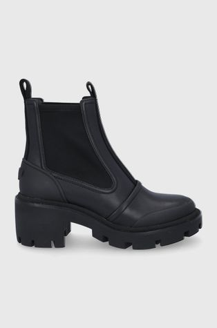 Tory Burch - Δερμάτινες μπότες Τσέλσι