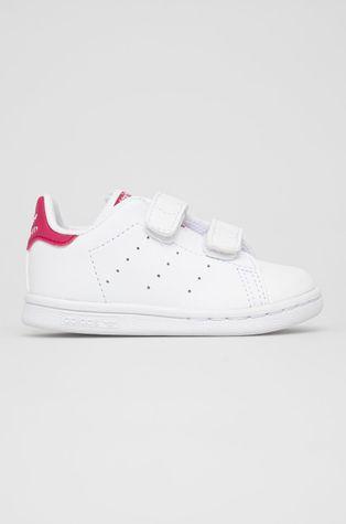 adidas Originals - Buty dziecięce Stan Smith CF I