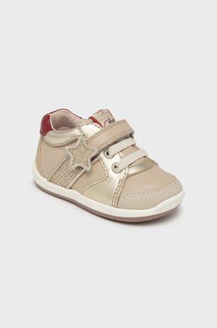 Mayoral - Detské kožené topánky