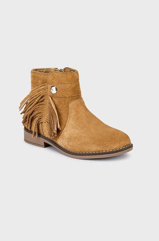 Mayoral - Дитячі замшеві черевики