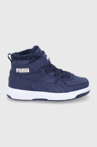 Puma - Buty dziecięce Rebound Joy Fur