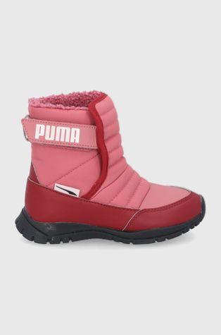 Puma - Dětské sněhule Nieve Boot WTR