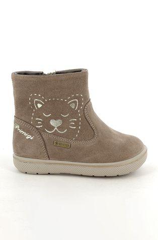 Primigi - Дитячі замшеві чоботи
