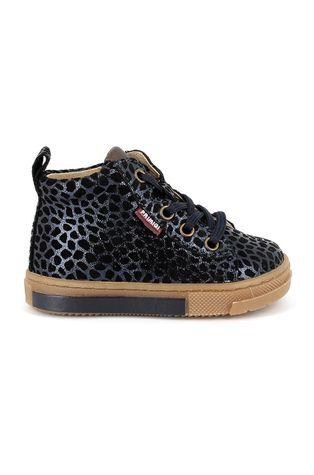 Primigi - Дитячі замшеві туфлі