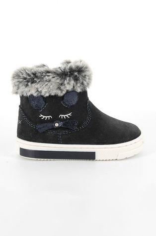 Primigi - Дитячі замшеві кросівки