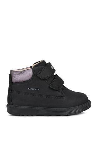 Geox - Δερμάτινα παιδικά κλειστά παπούτσια