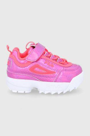 Fila - Дитячі черевики Disruptor E Infants