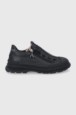 Patrizia Pepe - Детски кожени обувки