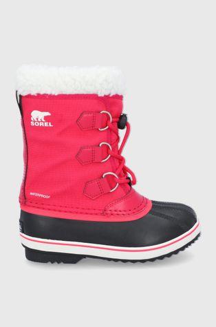 Sorel - Śniegowce dziecięce Yoot Pac Nylon WP