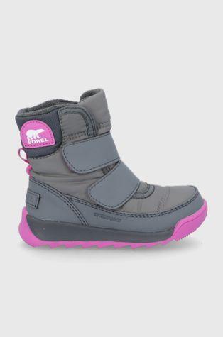 Sorel - Зимние ботинки Childrens Whitney II Strap WP