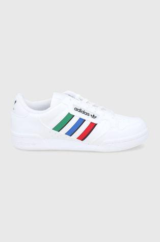 adidas Originals - Buty dziecięce Continental 80 Stripes