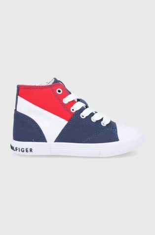 Tommy Hilfiger - Παιδικά πάνινα παπούτσια