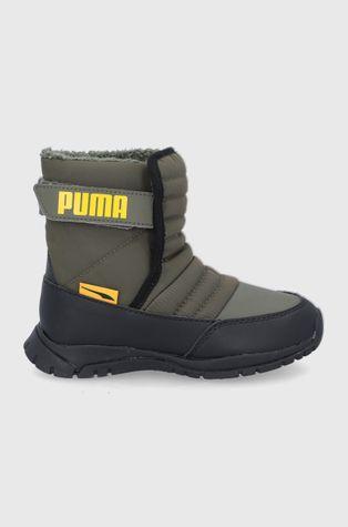 Puma - Дитячі черевики Nieve Boot