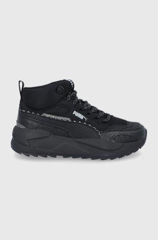 Puma - Дитячі черевики X-Ray 2 Square Mid