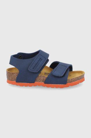 Birkenstock - Sandały skórzane dziecięce Palu