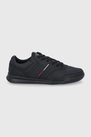 Tommy Hilfiger - Кожени обувки