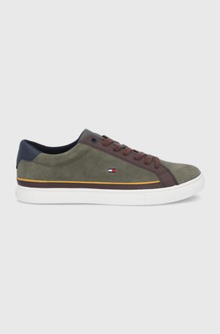Tommy Hilfiger - Bőr cipő