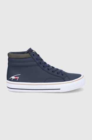 Tommy Jeans - Buty skórzane