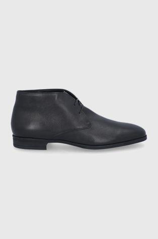 Boss - Кожени обувки