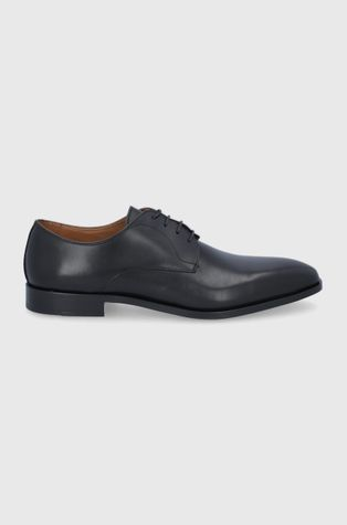 Boss - Кожени половинки обувки