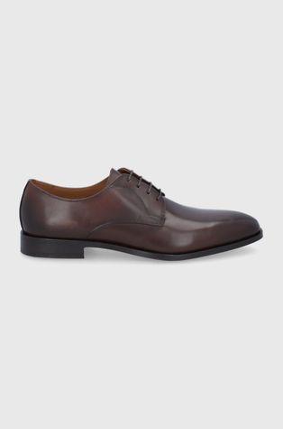 Boss - Δερμάτινα κλειστά παπούτσια