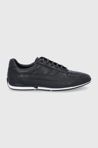 Boss - Кожаные ботинки