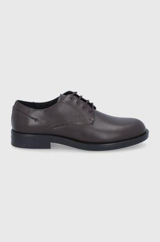 Calvin Klein - Кожени обувки