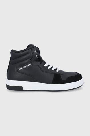 Calvin Klein Jeans - Кожени обувки