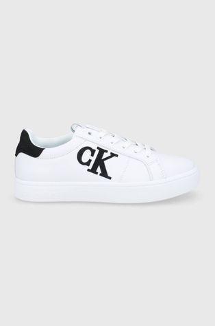 Calvin Klein Jeans - Buty skórzane