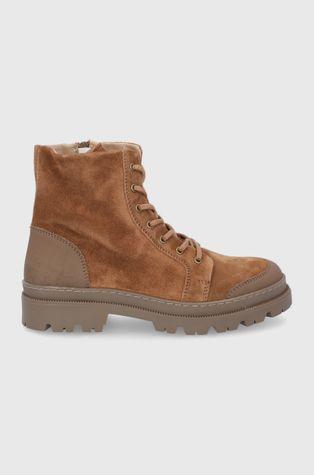 Aldo - Semišové boty Berze