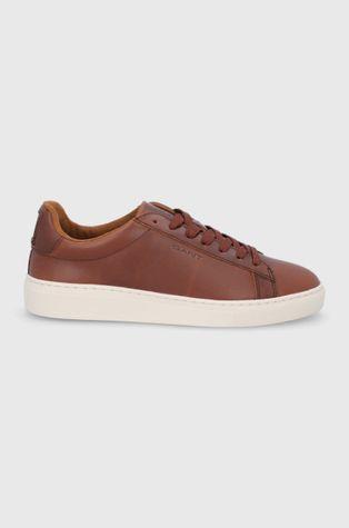 Gant - Kožené boty Julien