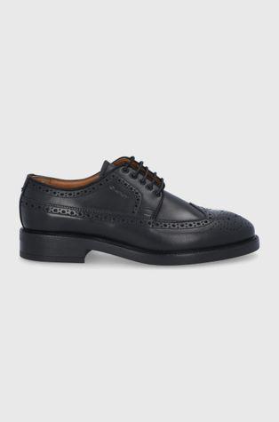 Gant - Кожени половинки обувки Flairville