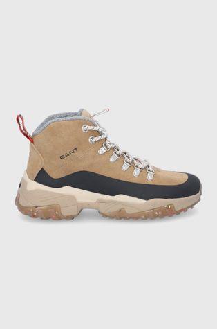 Gant - Semišové boty Dandre