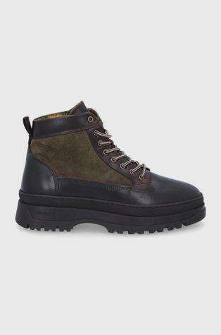 Gant - Шкіряні черевики St Grip