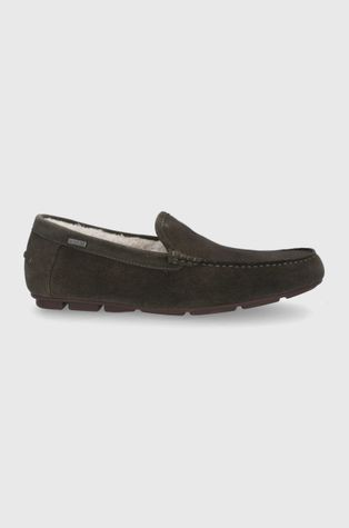 Aldo - Половинки обувки от велур Pivarnick
