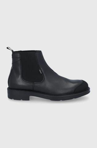 Blauer - Δερμάτινες μπότες Τσέλσι