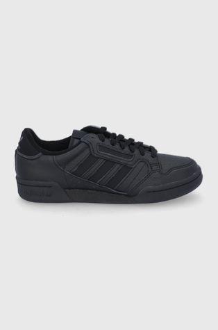 adidas Originals - Кожаные ботинки Continental 80