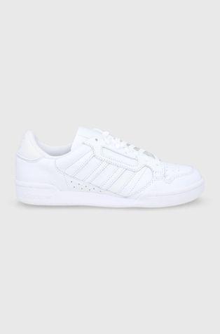 adidas Originals - Δερμάτινα παπούτσια Continental 80 STRI