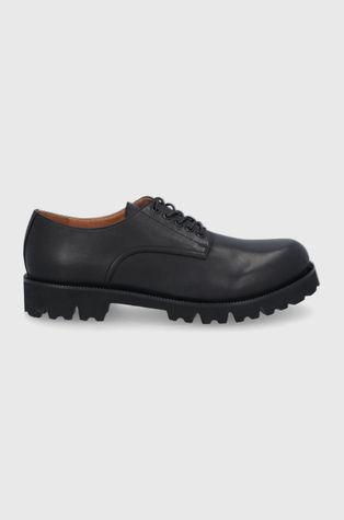 Trussardi - Шкіряні туфлі
