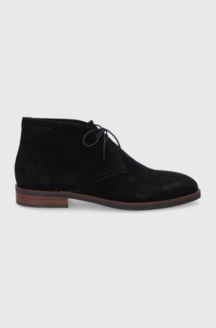 Vagabond - Половинки обувки от велур PERCY