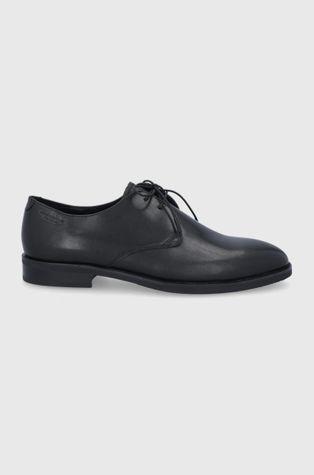 Vagabond - Кожени половинки обувки Percy