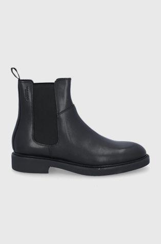 Vagabond - Kožené kotníkové boty Alex M