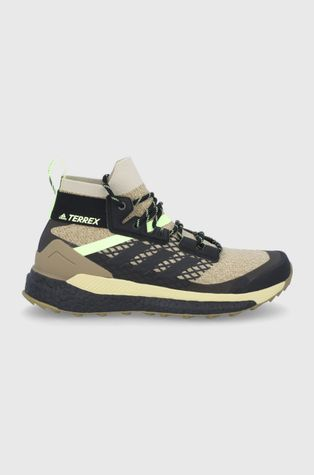 adidas Performance - Обувки Terrex Free Hiker Primeblu