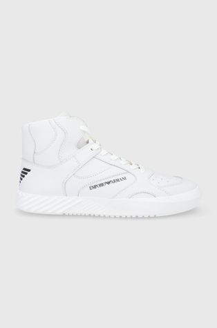 Emporio Armani - Δερμάτινα παπούτσια