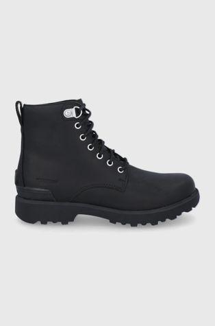 Sorel - Kožené boty Caribou Six Wp