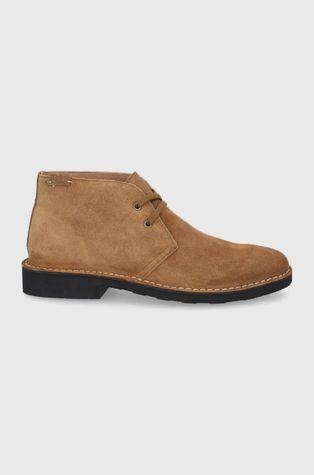 Polo Ralph Lauren - Половинки обувки от велур