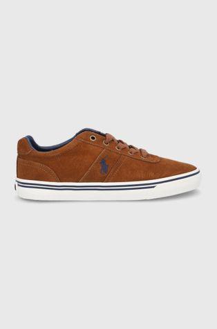 Polo Ralph Lauren - Σουέτ παπούτσια