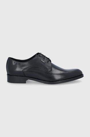Karl Lagerfeld - Кожени половинки обувки